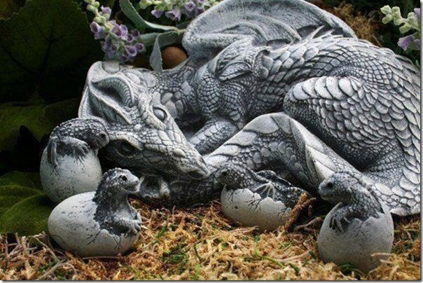 mothers day dragon