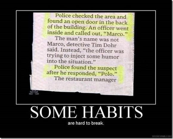 Some Habits