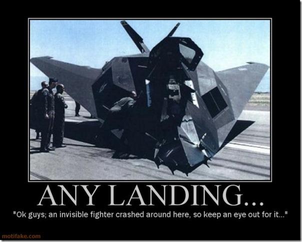 Any Landing