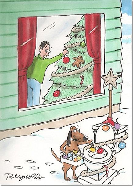 Doggie Xmass Tree12 (2)