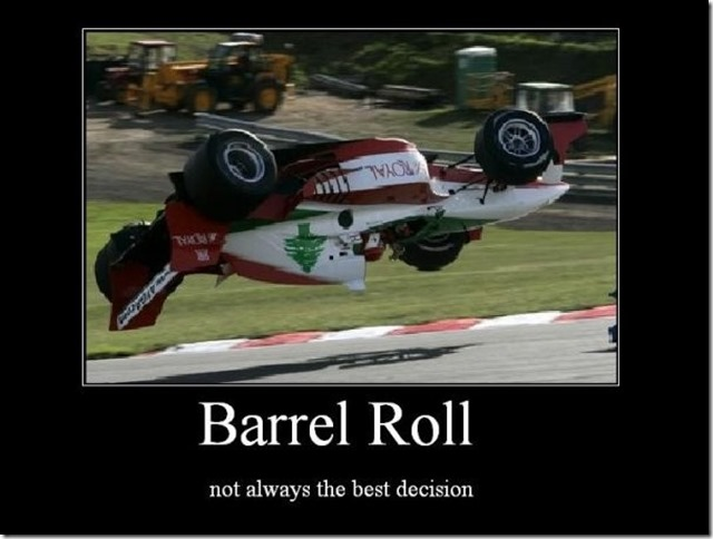 Barrel Roll