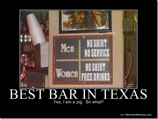 Best Bar In Texas