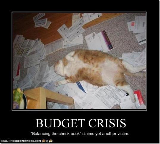 Budget Crisis