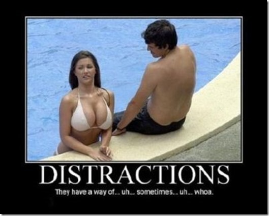 Distractions