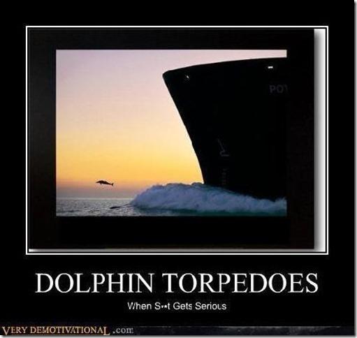 dolphin torpedos