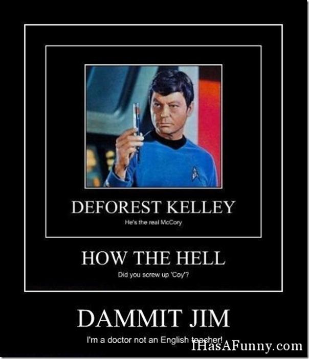 Dr. McCoy