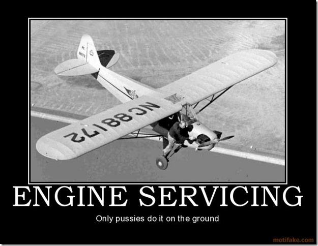 Engine Servicing