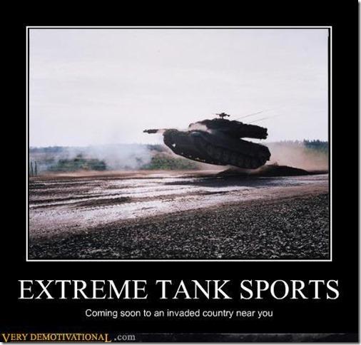 Extreme Tank Sports