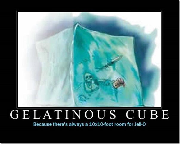Gelatinous Cbe