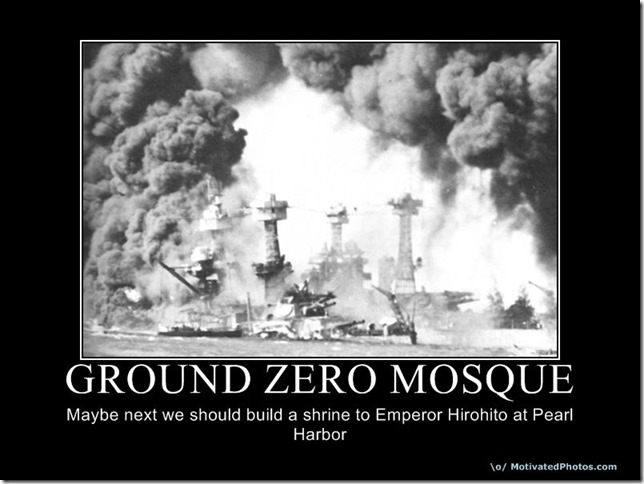 Ground Zero Mosque