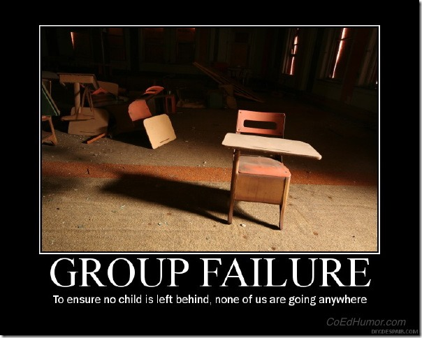 Group Failure