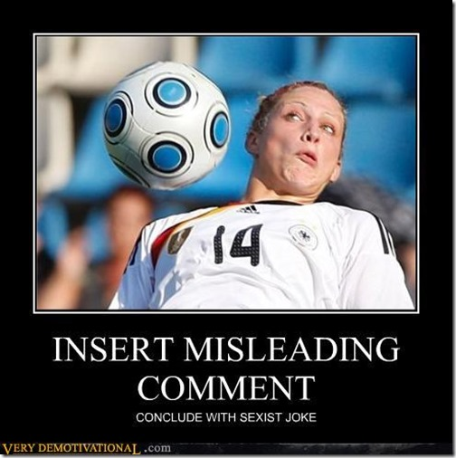 Insert misleading comment
