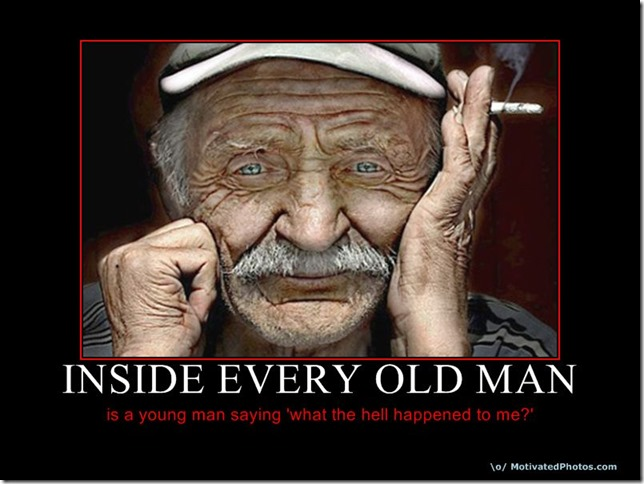 Inside Every Old Man