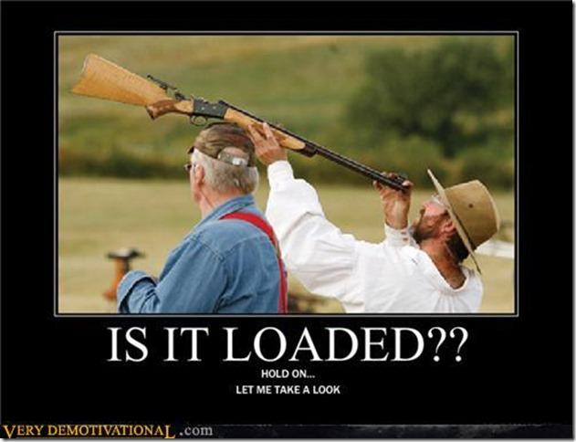 Is it loaded