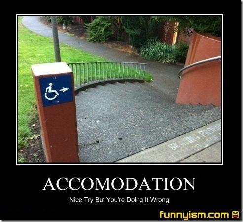 Accomadation