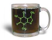 Caffiene Molecule Mu;g
