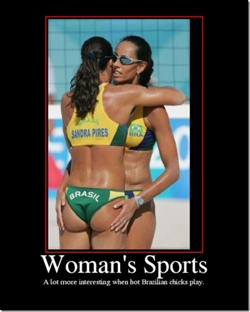Woman's Sports