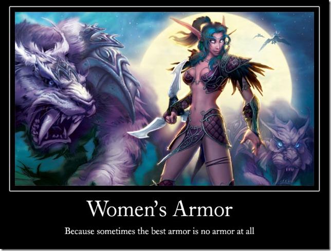 Women's Armor
