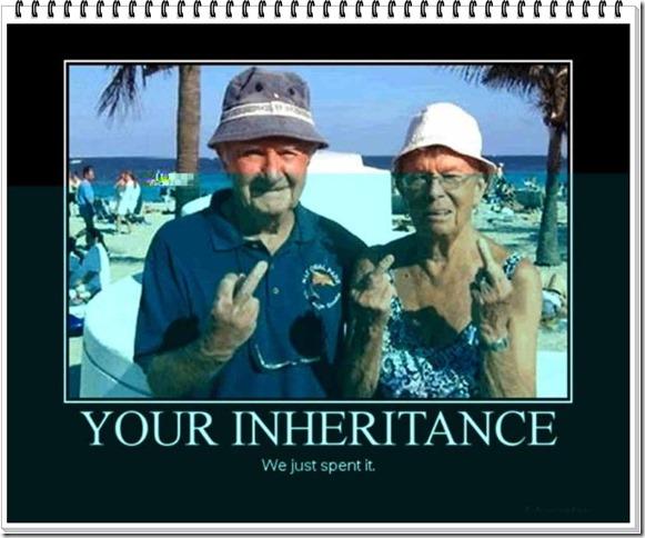 Your Inheirtance