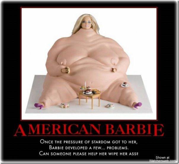 American Barbie