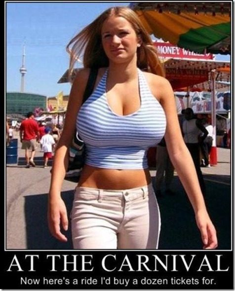 At The Carnaval