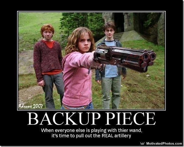 Backup Piece