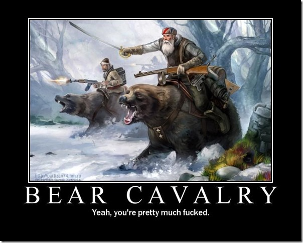 Bear Calvary