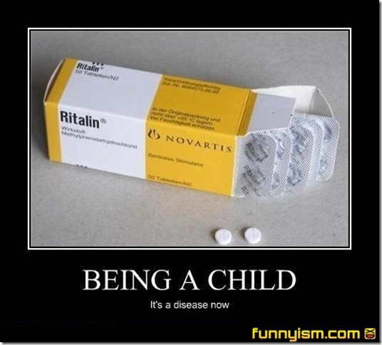 Being a child