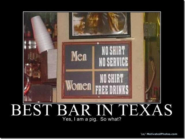 Best Bar In Texas