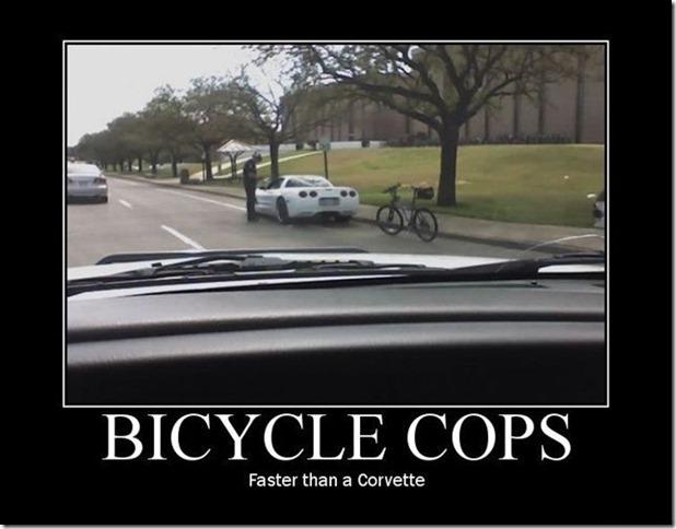 Bicycle Cops
