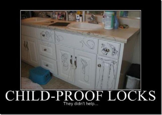 Child-proof Locks