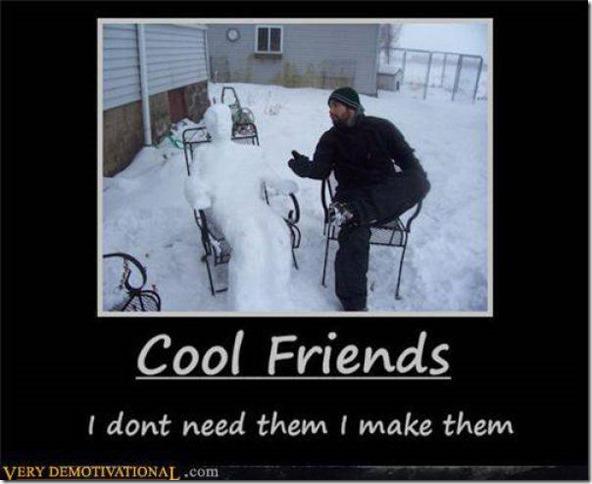 Cool friends