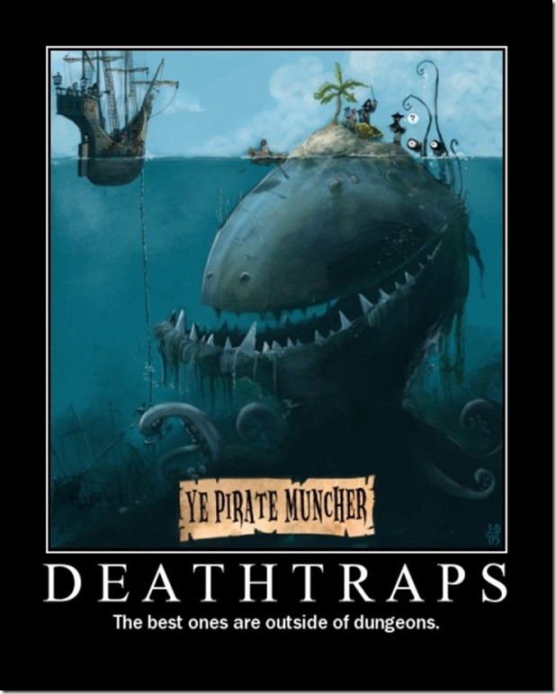 Deathtraps