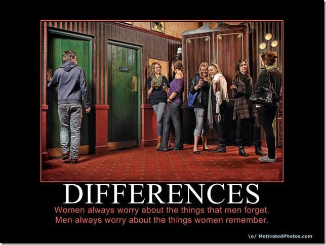 Differences