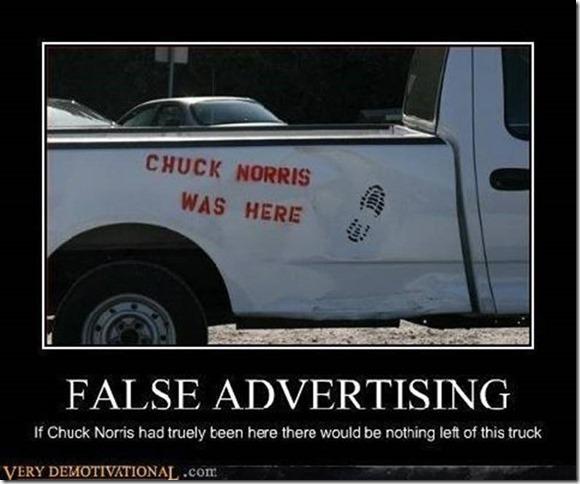 False Advertising (2)