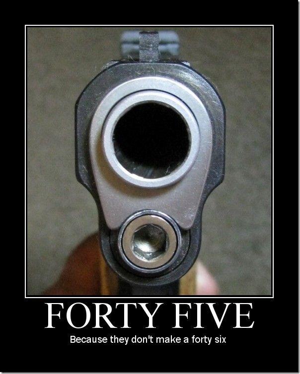Fortyfive