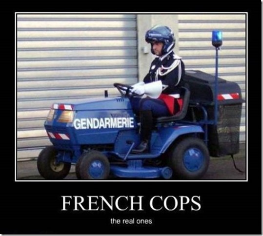 French Cops