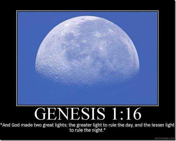Genesis 1 16