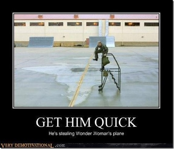 get him quick