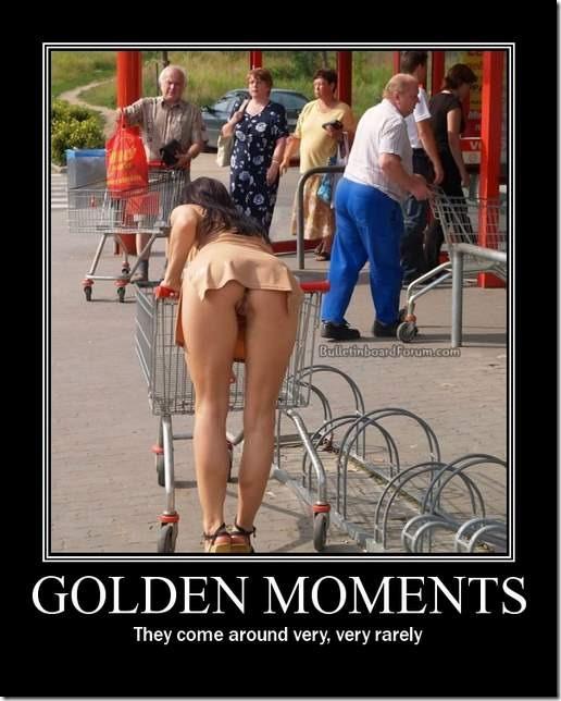 Golden Moments