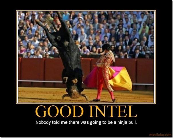 Good Intel