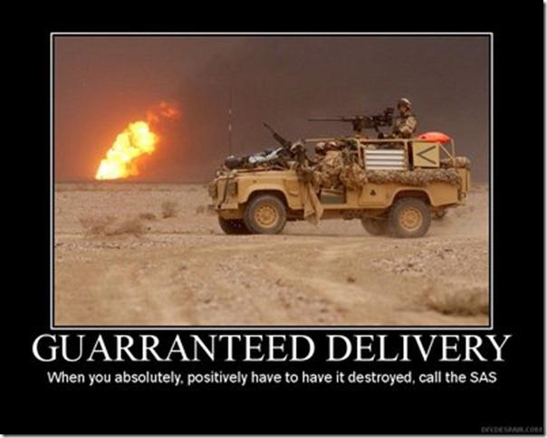 Guarranteed Delivery