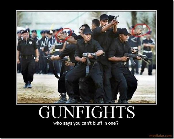 Gun Fights