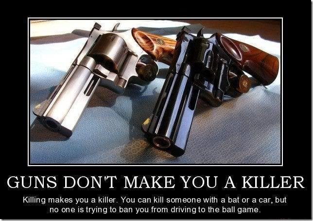 guns don't