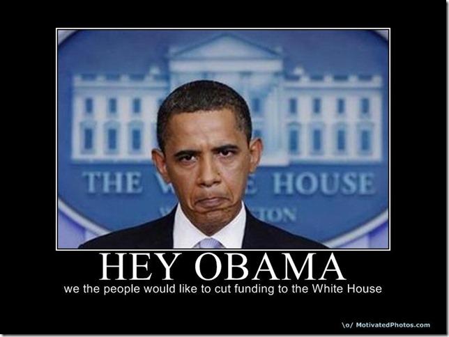 hey obama